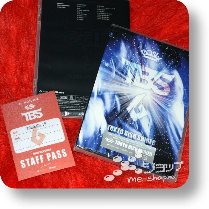 bish tokyo bish shine6 dvd+bonus