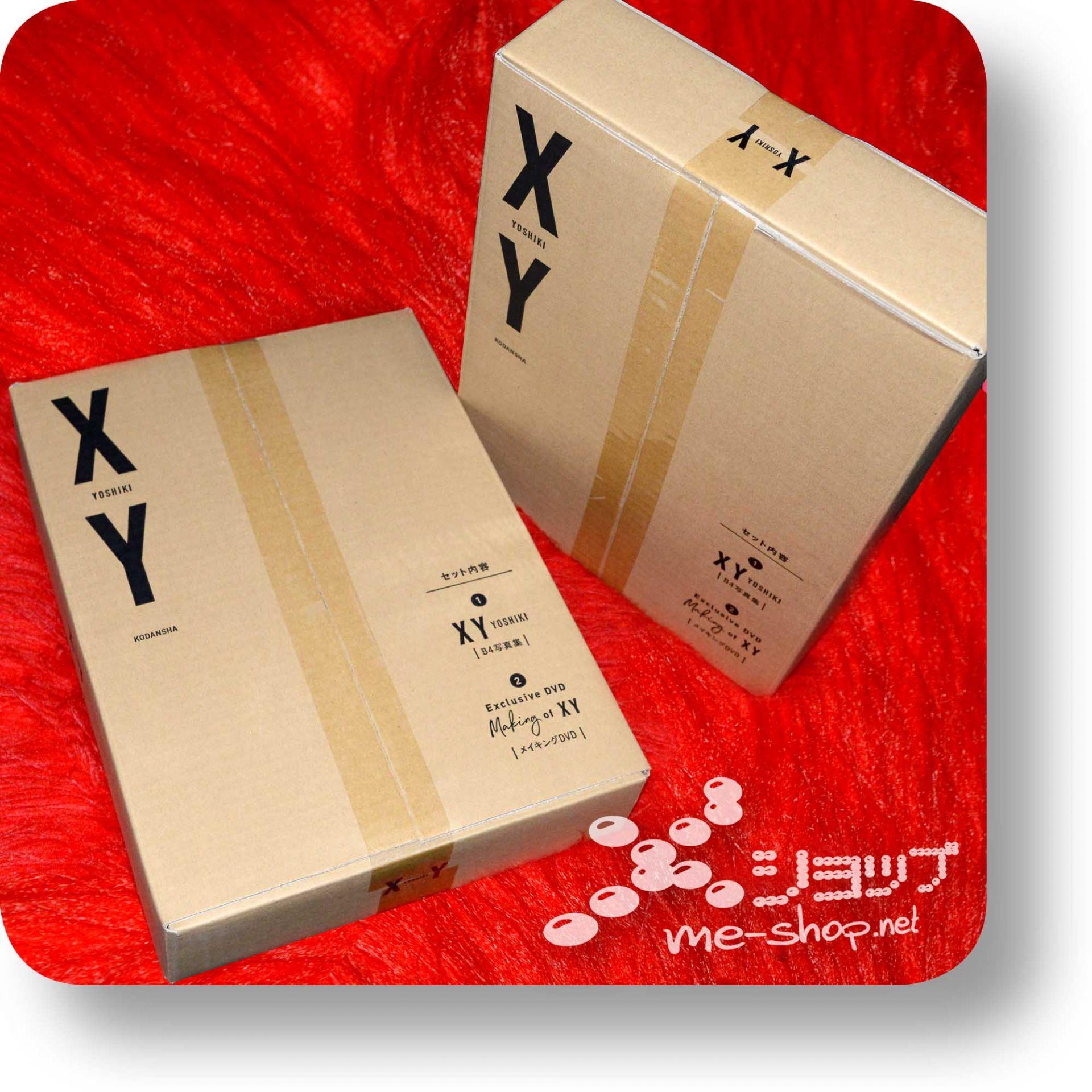 yoshiki xy