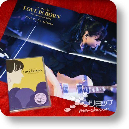ai otsuka love is born 17th dvd+bonus