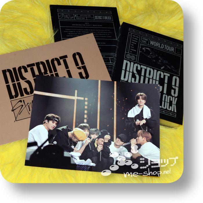 stray kids district 9 unlock bd kr+bonus