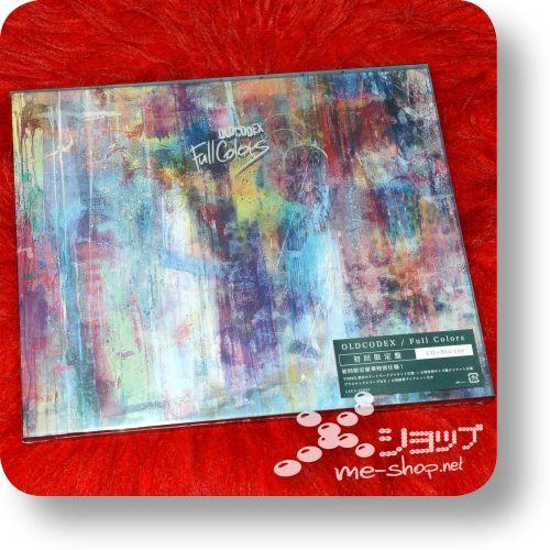 oldcodex full colors cd+bd