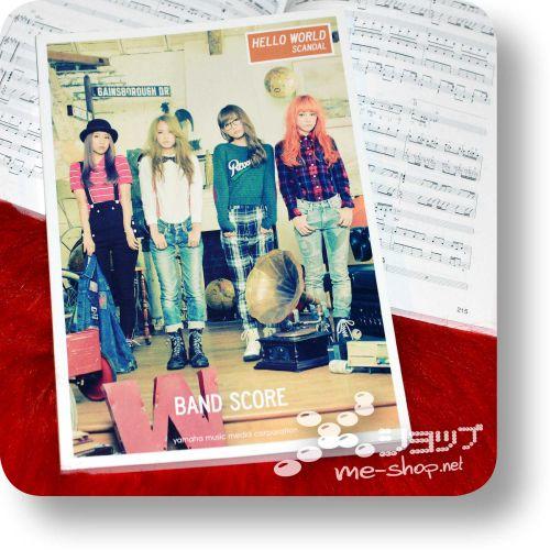 scandal hello world bandscore
