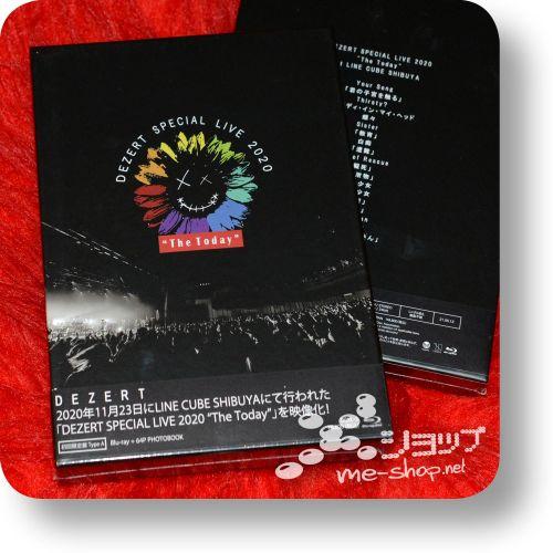 dezert special live 2020 box