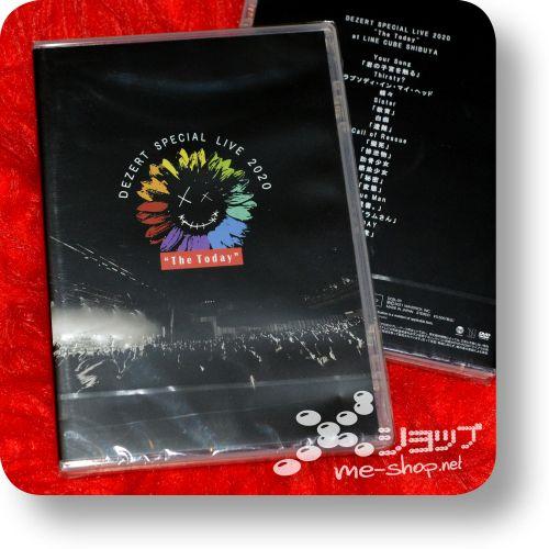 dezert special live 2020 dvd