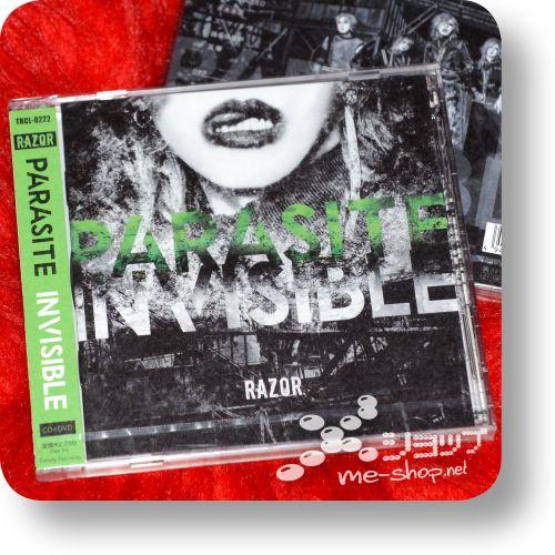 razor parasite invisible