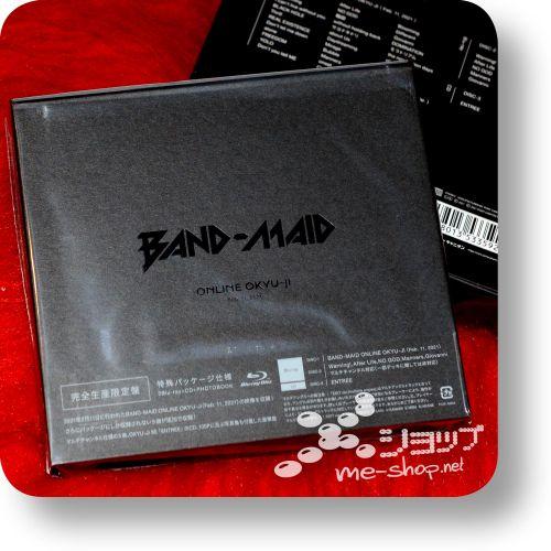 band-maid online okyu-ji box