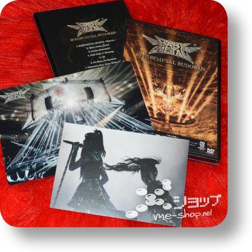 babymetal 10 budokan dvd+bonus