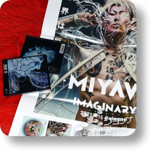 miyavi imaginary b+poster