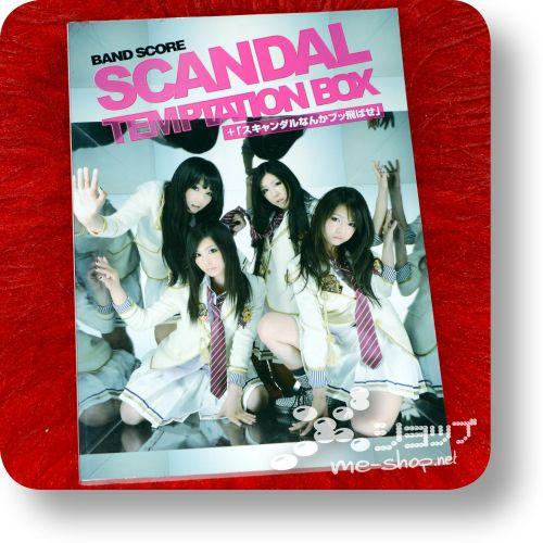 scandal temptation box bandscore
